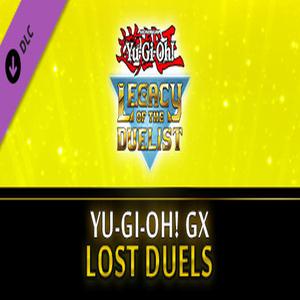 Yu-Gi-Oh GX Lost Duels