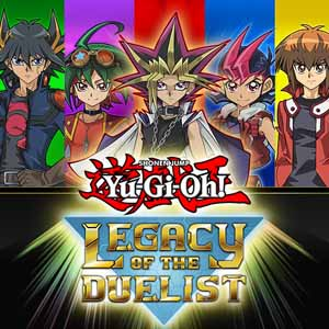 Buy Yu-Gi-Oh Legacy of the Duelist CD Key Compare Prices