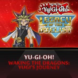 Yu-Gi-Oh Waking the Dragons Yugi's Journey