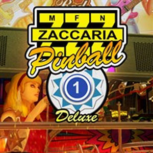 Zaccaria Pinball Deluxe Table Pack 1
