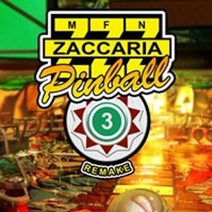 Zaccaria Pinball Remake Tables Pack 3