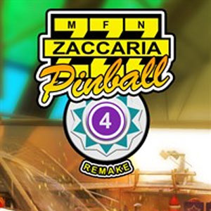 Zaccaria Pinball Remake Tables Pack 4