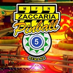 Zaccaria Pinball Remake Tables Pack 5