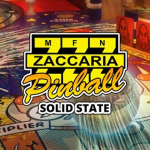 Zaccaria Pinball Solid-State Pack