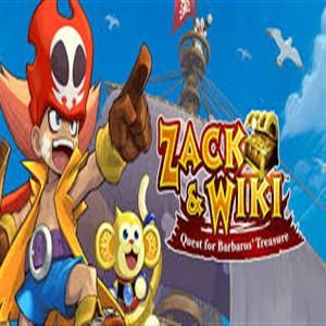 ZACK and WIKI QUEST FOR BARBAROS TREASURE