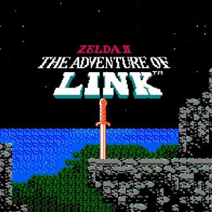 Zelda 2 The Adventure of Link