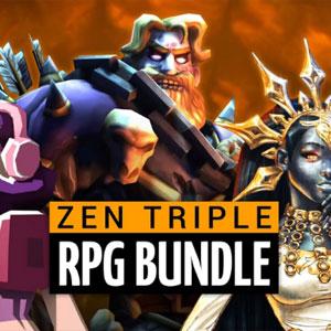 ZEN Triple RPG Bundle