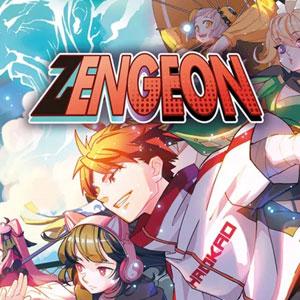 Buy Zengeon PS4 Compare Prices