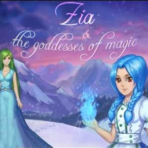 Buy Zia and the goddesses of magic CD Key Compare Prices