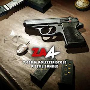 Zombie Army 4 7.65mm Polizeipistole Pistol Bundle