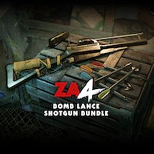 Zombie Army 4 Bomb Lance Shotgun Bundle