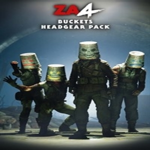 Zombie Army 4 Buckets Headgear Bundle