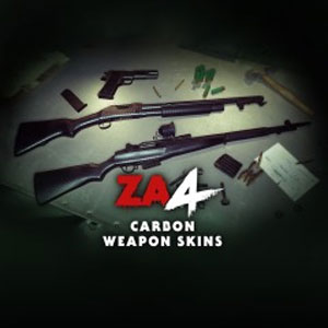 Zombie Army 4 Carbon Weapon Skins