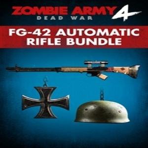 Zombie Army 4 FG-42 Automatic Rifle Bundle