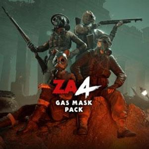 Zombie Army 4 Gas Mask Headgear Bundle