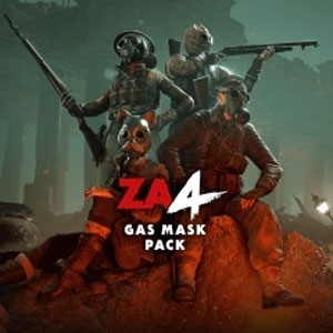 Buy Zombie Army 4 Gas Mask Headgear Bundle PS4 Compare Prices
