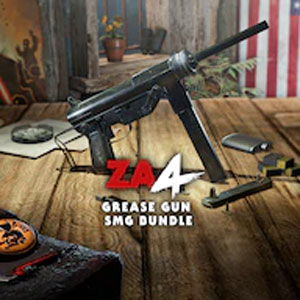 Zombie Army 4 Grease Gun SMG Bundle