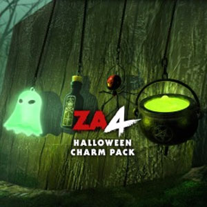 Zombie Army 4 Halloween Charm Pack