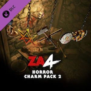 Zombie Army 4 Horror Charm Pack 2