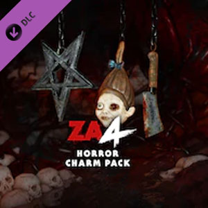 Zombie Army 4 Horror Charm Pack