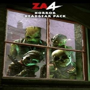 Zombie Army 4 Horror Headgear Pack
