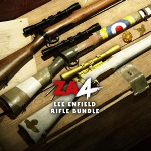 Zombie Army 4 Lee Enfield Rifle Bundle