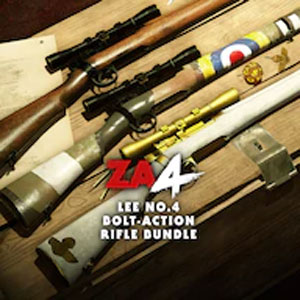 Zombie Army 4 Lee No. 4 Bolt-Action Rifle Bundle