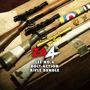 Zombie Army 4 Lee No. 4 Bolt-Action Rifle Bundle