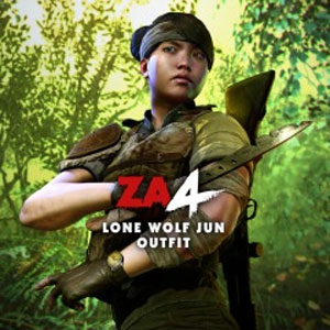 Zombie Army 4 Lone Wolf Jun Outfit