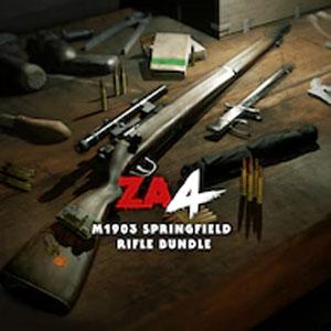 Zombie Army 4 M1903 Springfield Rifle Bundle