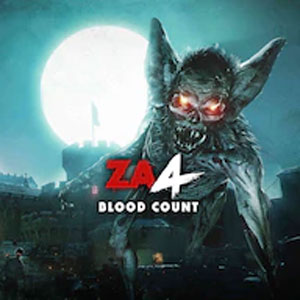Zombie Army 4 Mission 2 Blood Count