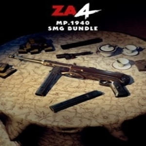 Zombie Army 4 MP.1940 SMG Bundle