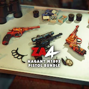Buy Zombie Army 4 Nagant M1895 Pistol Bundle PS4 Compare Prices