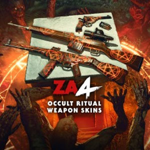 Zombie Army 4 Occult Ritual Weapon Skins