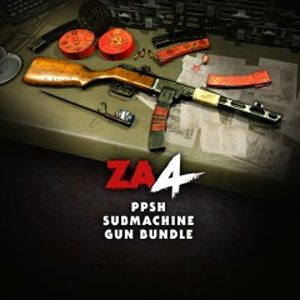 Zombie Army 4 PPSH Submachine Gun Bundle