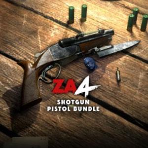 Zombie Army 4 Shotgun Pistol Bundle