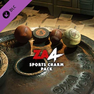 Zombie Army 4 Sports Charm Pack