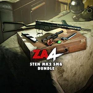 Zombie Army 4 Sten MK2 SMG Bundle