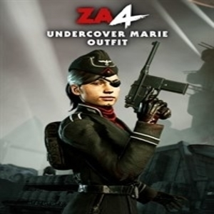 Zombie Army 4 Undercover Marie Outfit