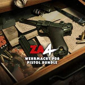 Zombie Army 4 Wehrmacht P08 Pistol Bundle