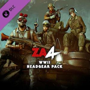 Zombie Army 4 WW2 Headgear Pack