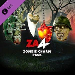 Zombie Army 4 Zombie Charm Pack