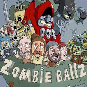 Buy Zombie Ballz CD Key Compare Prices