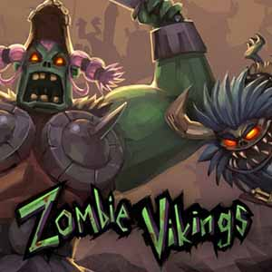Buy Zombie Vikings PS4 Game Code Compare Prices