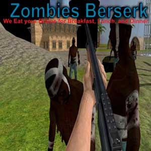 Zombies Berserk