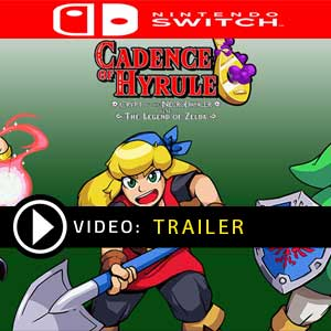 Cadence of Hyrule Nintendo Switch Prices Digital or Box Edition