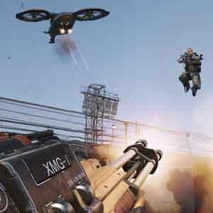 Call of Duty Advanced Warfare: Weapons