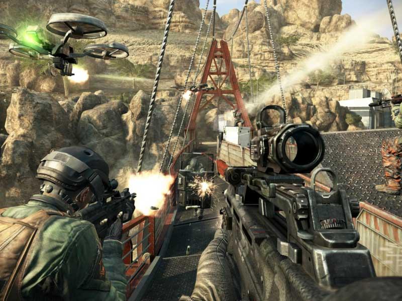 Call Of Duty: Black Ops II: Keyboard Controls - Orcz.com ...