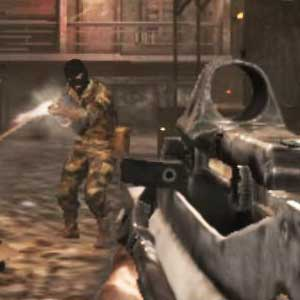Call of Duty Black Ops - Attack