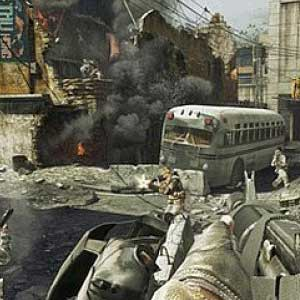 Call of Duty Black Ops - Explosion